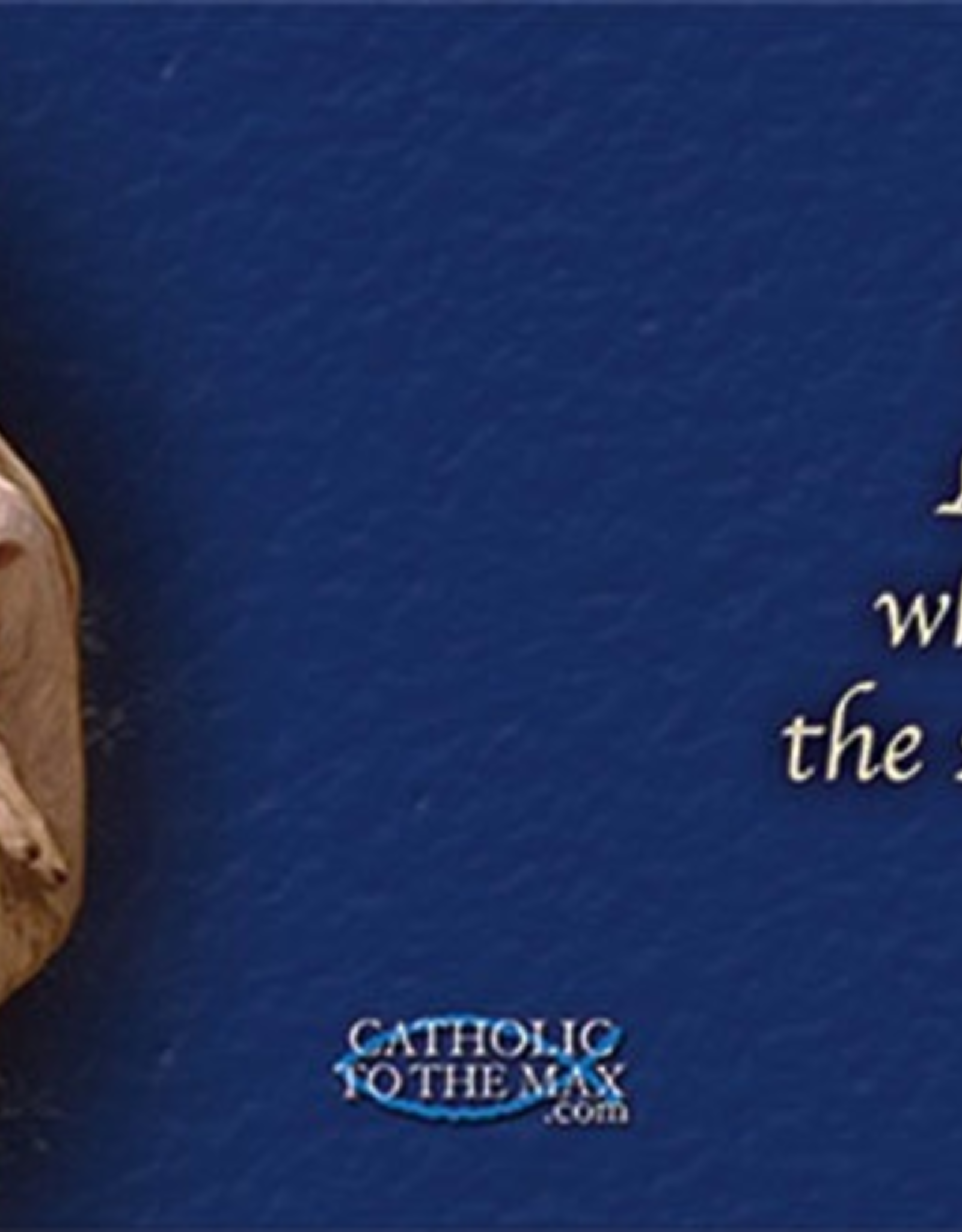 Nelson/Catholic to the Max L'Innocence Mug (Lamb of God)