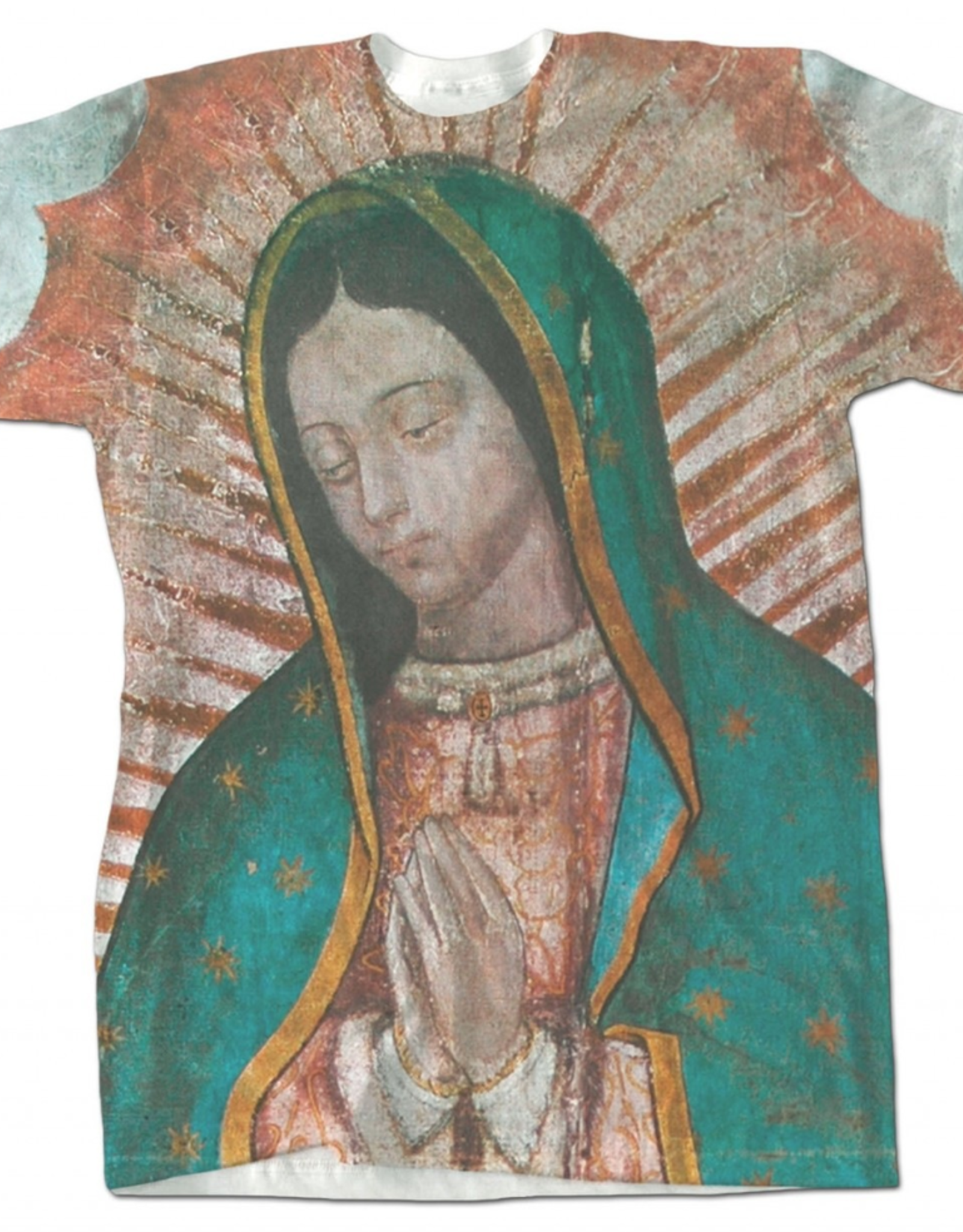 Nelson/Catholic to the Max Our Lady of Guadalupe (Adult) T-Shirt