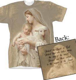 Nelson/Catholic to the Max Lamb of God T-Shirt