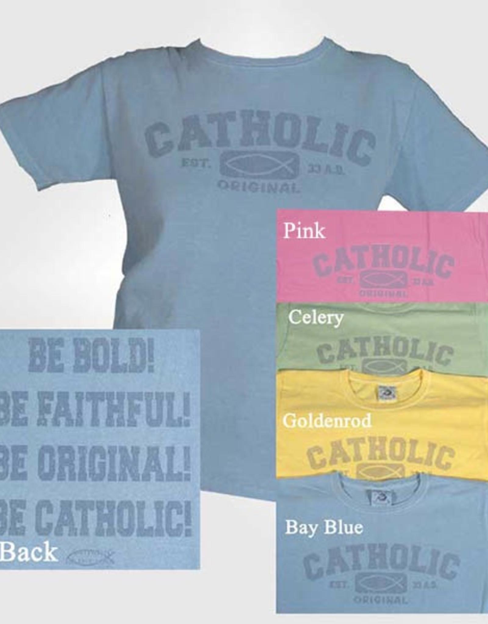 Nelson/Catholic to the Max Catholic Original T-Shirt (Women's)