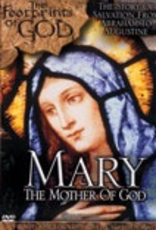 Ignatius Press Footprints of God:  Mary, the Mother of God (DVD)