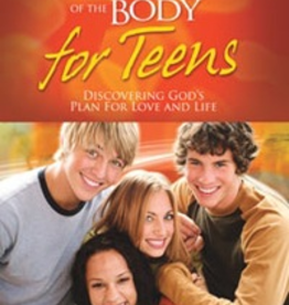 Catholic Word Publisher Group Theology of the Body for Teens Student Guide/Workbook v1.5/2.0 (paperback)