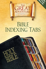 Catholic Word Publisher Group Great Adventure Bible Indexing Tabs, by Jeff Cavins