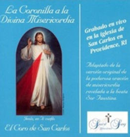 Marian Helpers La Coronilla (Spanish Chaplet) (CD)