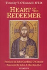 Ignatius Press Heart of the Redeemer, by Timothy O'Donnell (paperback)