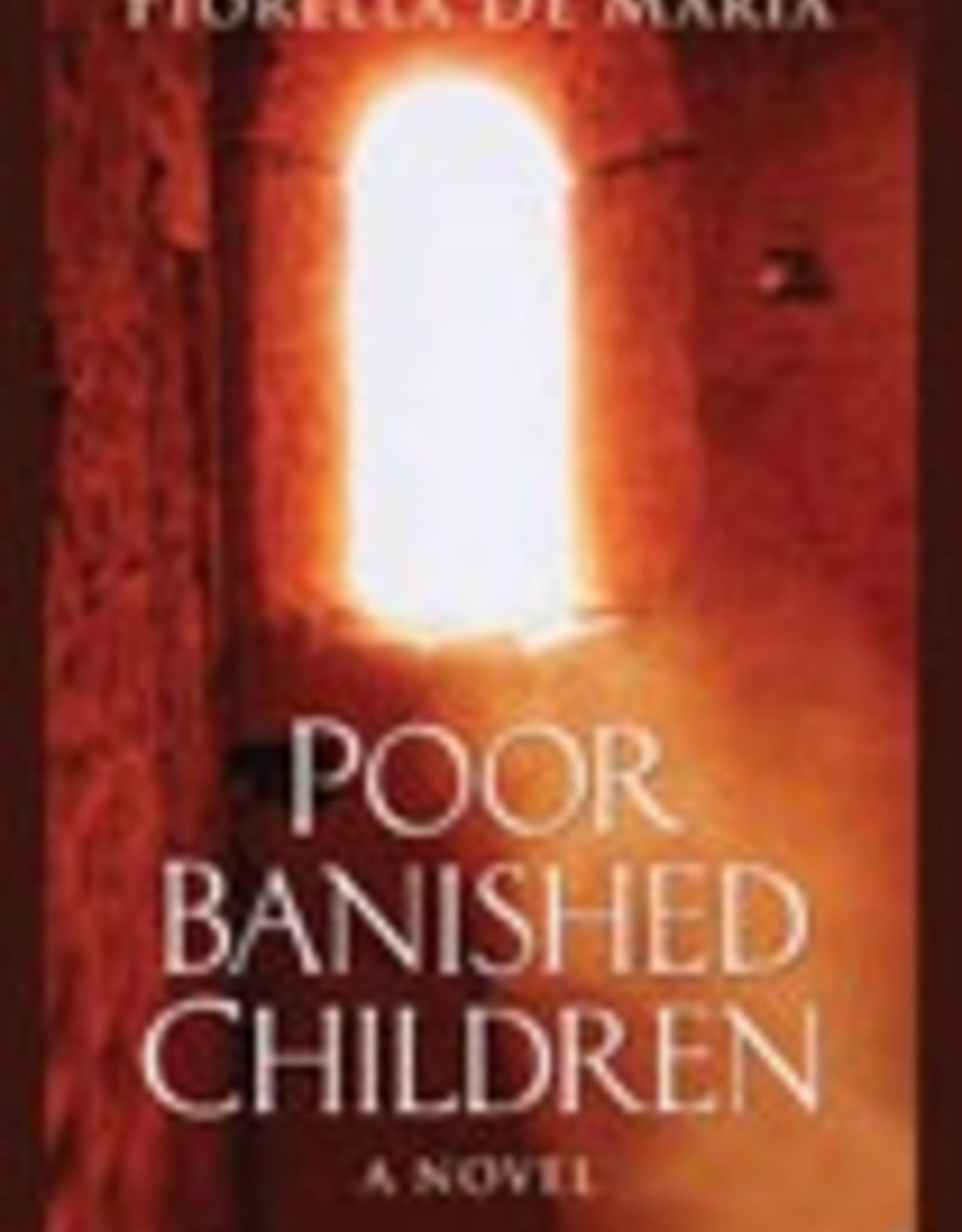 Ignatius Press Poor Banished Children:  A Novel, by Florella de Maria Nash (hardcover)