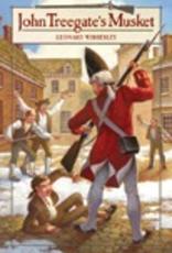 Ignatius Press John Treegate's Musket, by Leomard Wibberley (paperback)