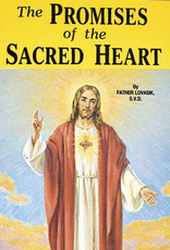 Catholic Book Publishing The Promises of the Sacred Heart, by Lawrence Lovasik (paperback)