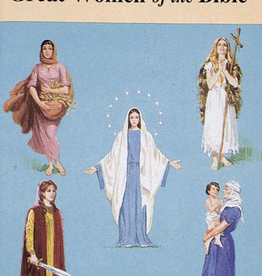 Catholic Book Publishing Great Women of the Bible, by Jude Winkler (paperback)