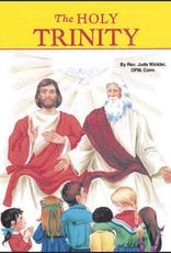 Catholic Book Publishing The Holy Trinity, by Jude Winkler (paperback)