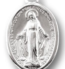 WJ Hirten Miraculous Medal