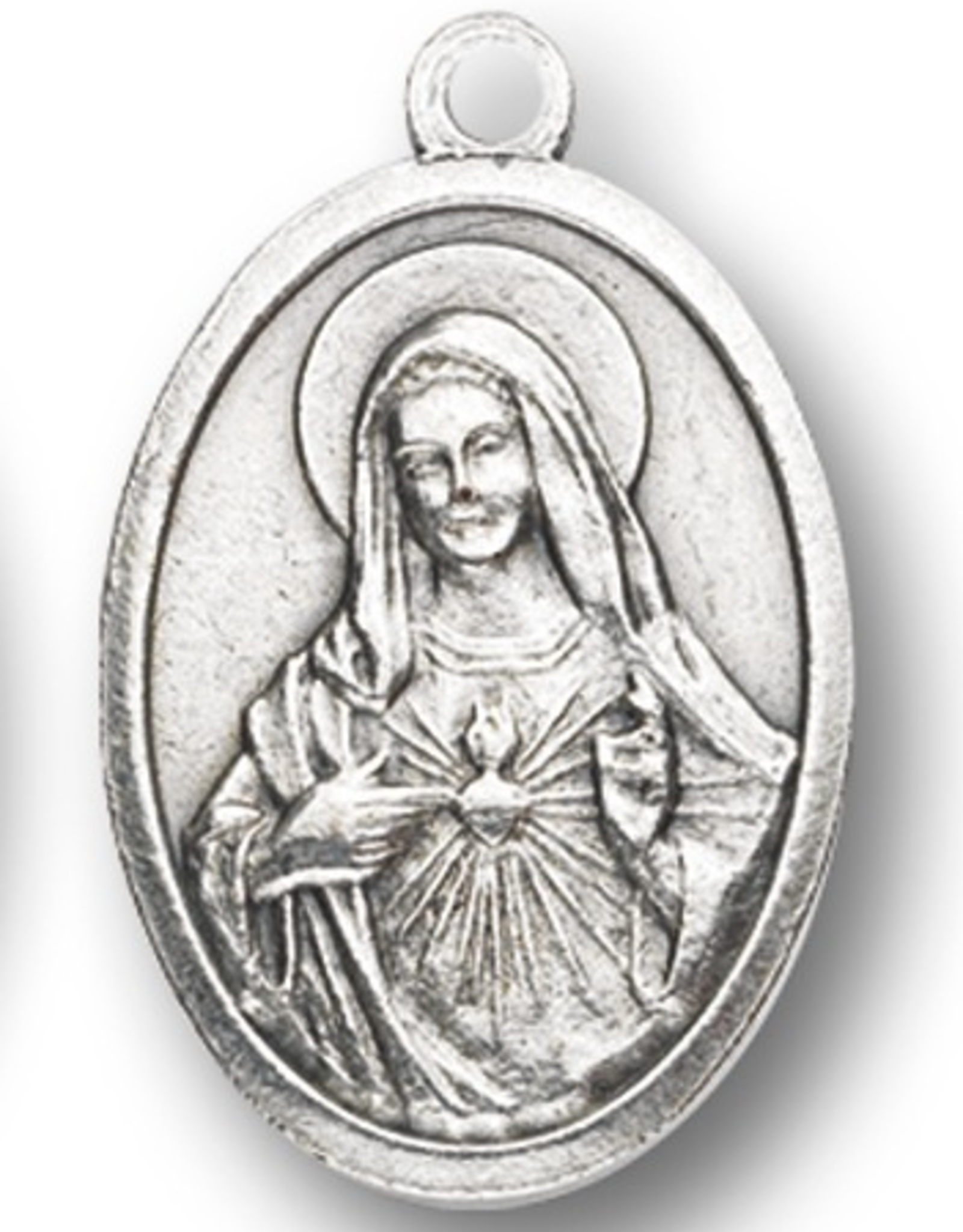 WJ Hirten Immaculate Heart of Mary Medal