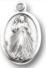 WJ Hirten Divine Mercy Medal
