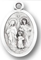 WJ Hirten Holy Family Medal