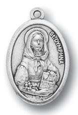 WJ Hirten St. Dymphna Medal