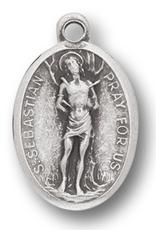 WJ Hirten St. Sebastian Medal