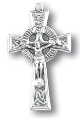 "WJ Hirten Celtic Crucifix 2"""