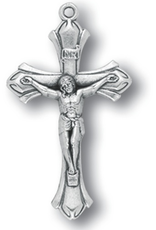 "WJ Hirten Flare Tip Crucifix 2"""