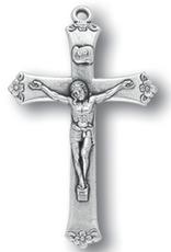 """WJ Hirten Flower Tip Crucifix 2"""""""