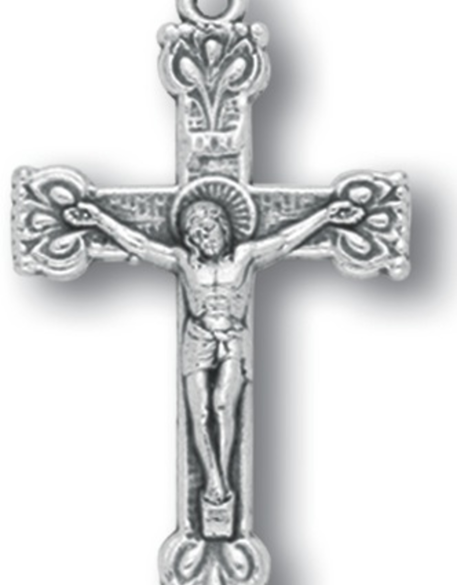 WJ Hirten Fancy Crucifix 1.5""