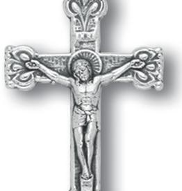 "WJ Hirten Fancy Crucifix 1.5"""