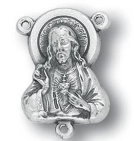 WJ Hirten Sacred Heart Bust Centerpiece