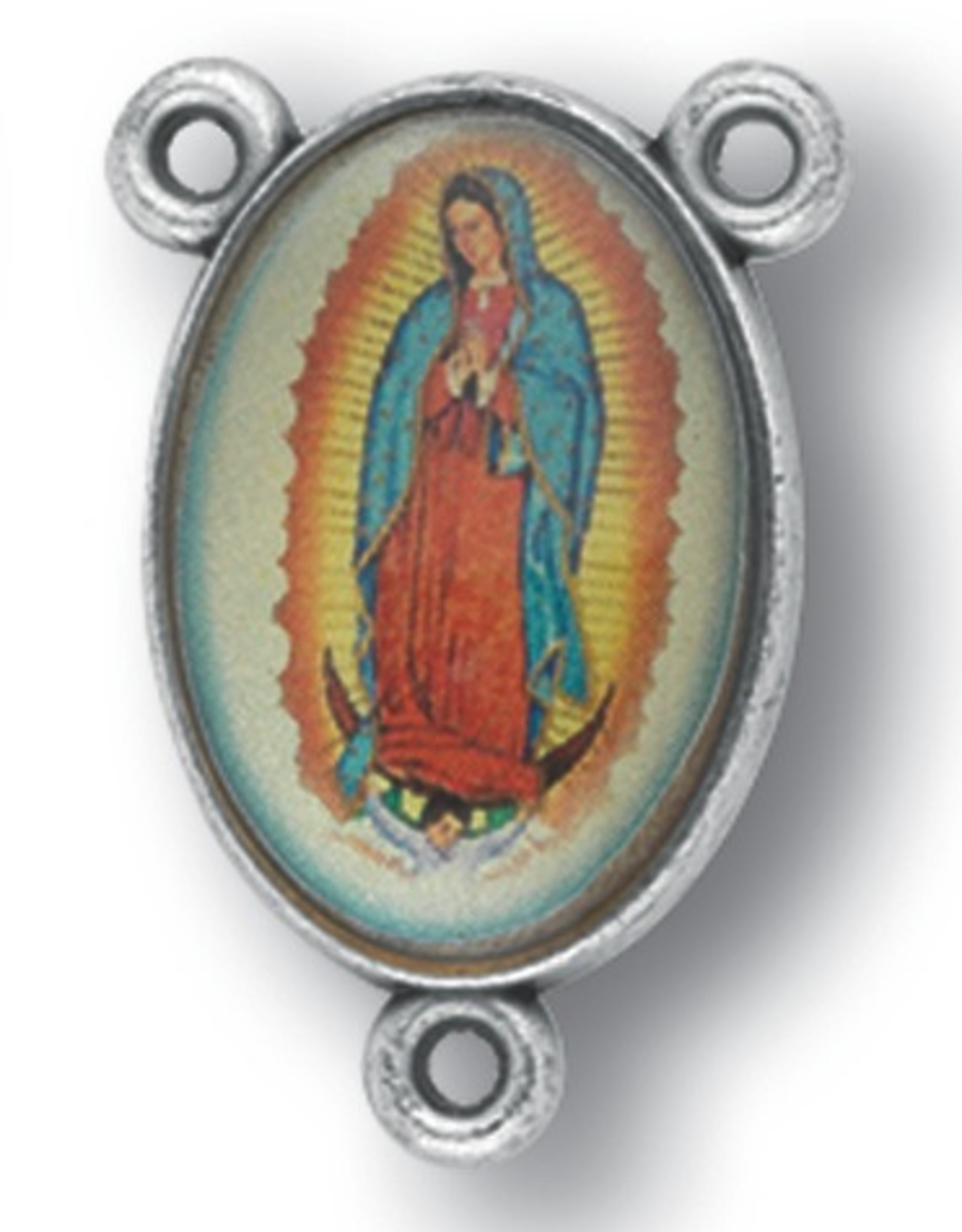 WJ Hirten Full Color Our Lady of Guadalupe Centerpiece