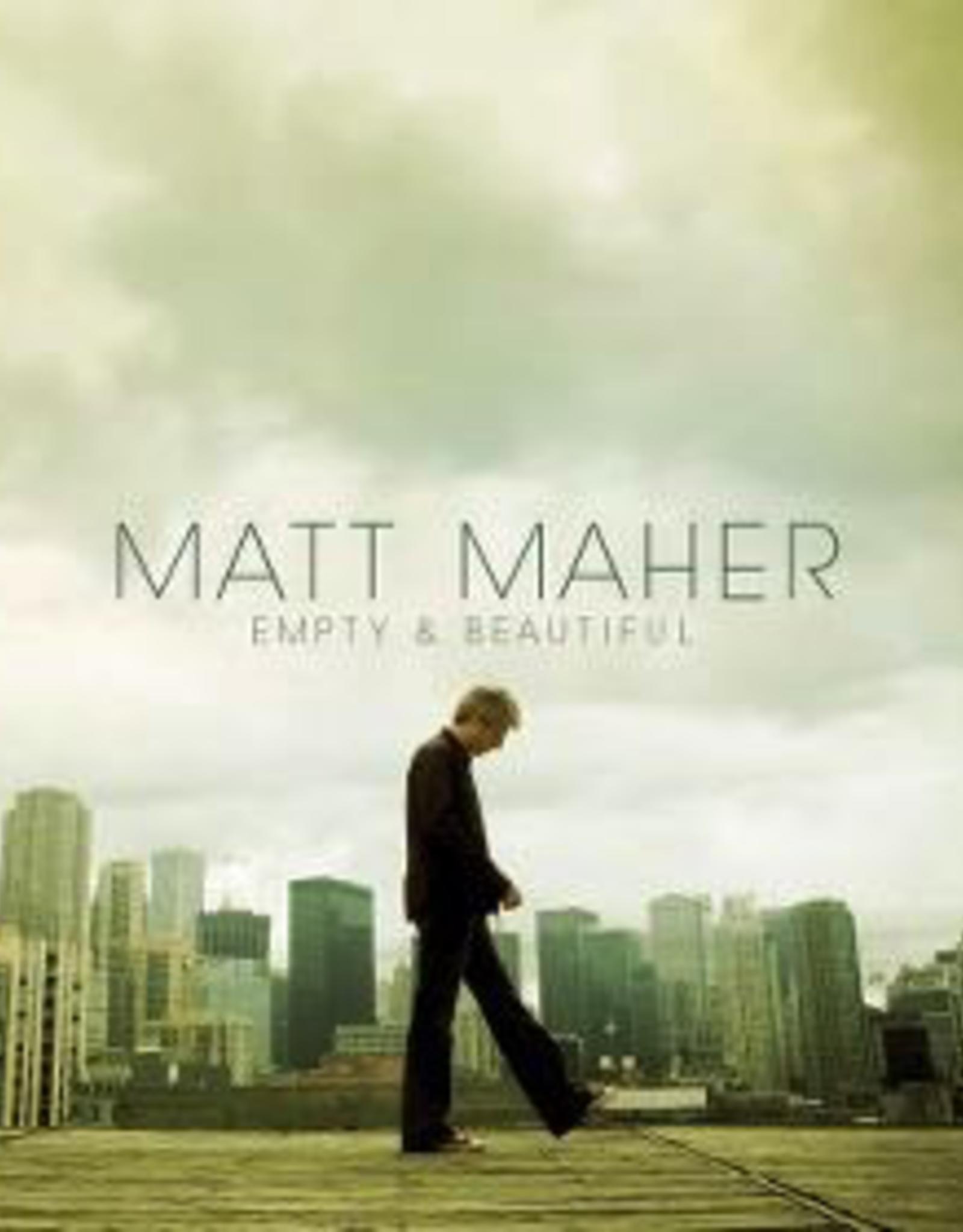 OCP Empty and Beautiful, by Matt Maher (CD)