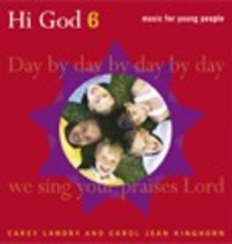 OCP Hi God 6, by Carey Landry and Carol Jean Kinghorn (2-CD)