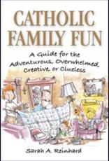 Pauline Catholic Family Fun, by Sarah A. Reinhard (paperback)