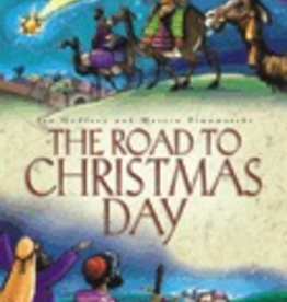Pauline The Road to Christmas Day, by Jan Godfrey (hardcover)