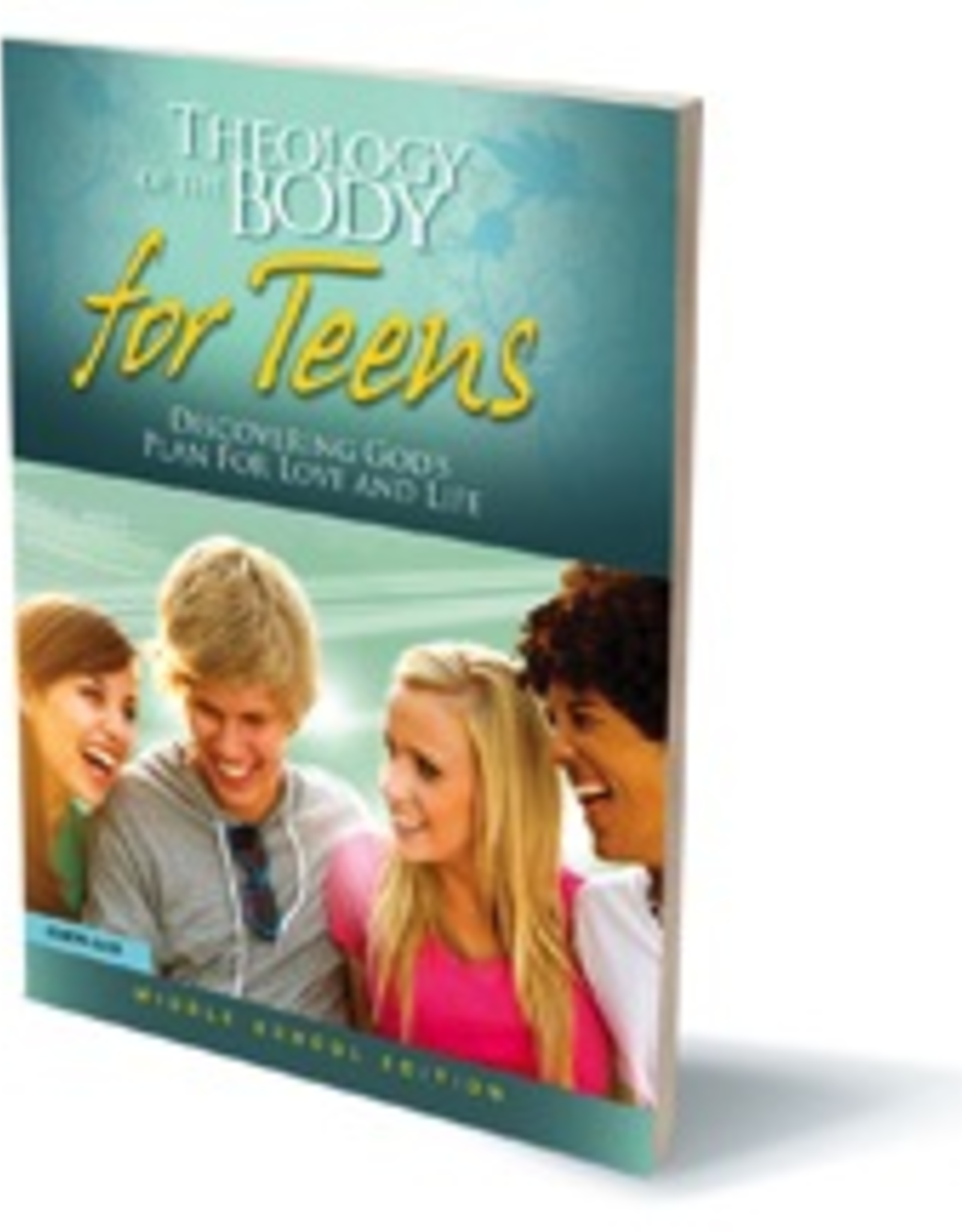 Catholic Word Publisher Group Theology of the Body Middle School:  Leader's Guide