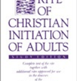Liturgical Training Press Rite of Christian Initiation of Adults, Study Edition