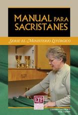 Liturgical Training Press Manual para sacristanes,  Paul Turner and Corinna Laughlin