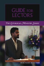 Liturgical Training Press Guide for Lectors, by Paul Turner and Virginia Meagher