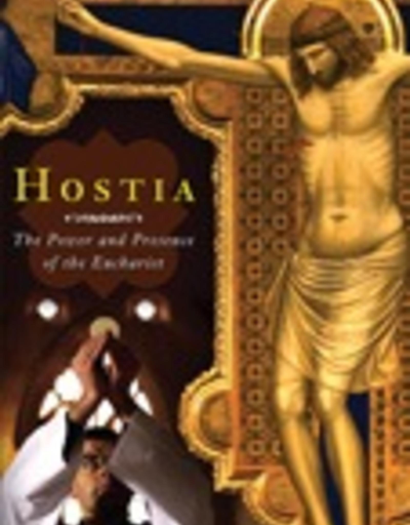 Ignatius Press Hosita:  The Power and Presence of the Eucharist (DVD)