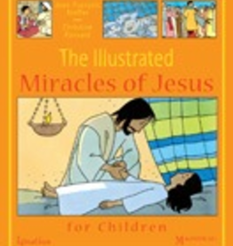 Ignatius Press The Illustrated Miracles of Jesus, by Jean-Francois Kieffer and Christine Ponsard (Hardcover)