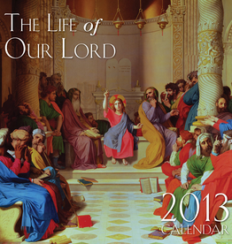 Tan Books 2013 Life of Our Lord Calendar