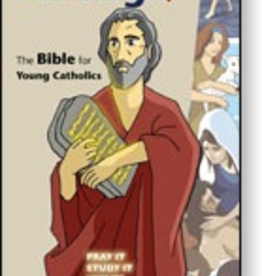 Saint Mary's Press Breakthrough! The Bible for Young Catholics, ed. by Brian Singer-Towns