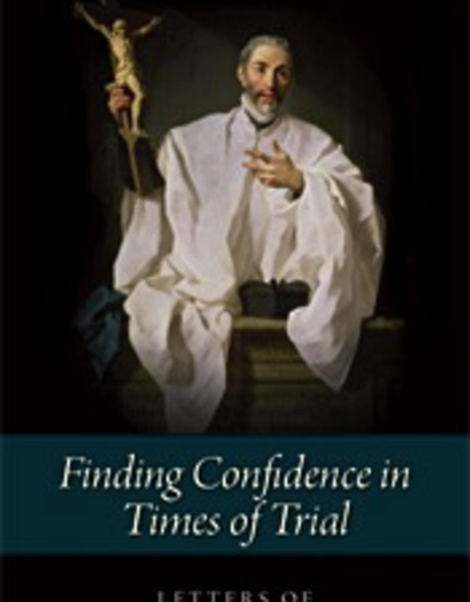 Sophia Institute Finding Confidence in Times of Trial, by St. John of Avila (paperback)