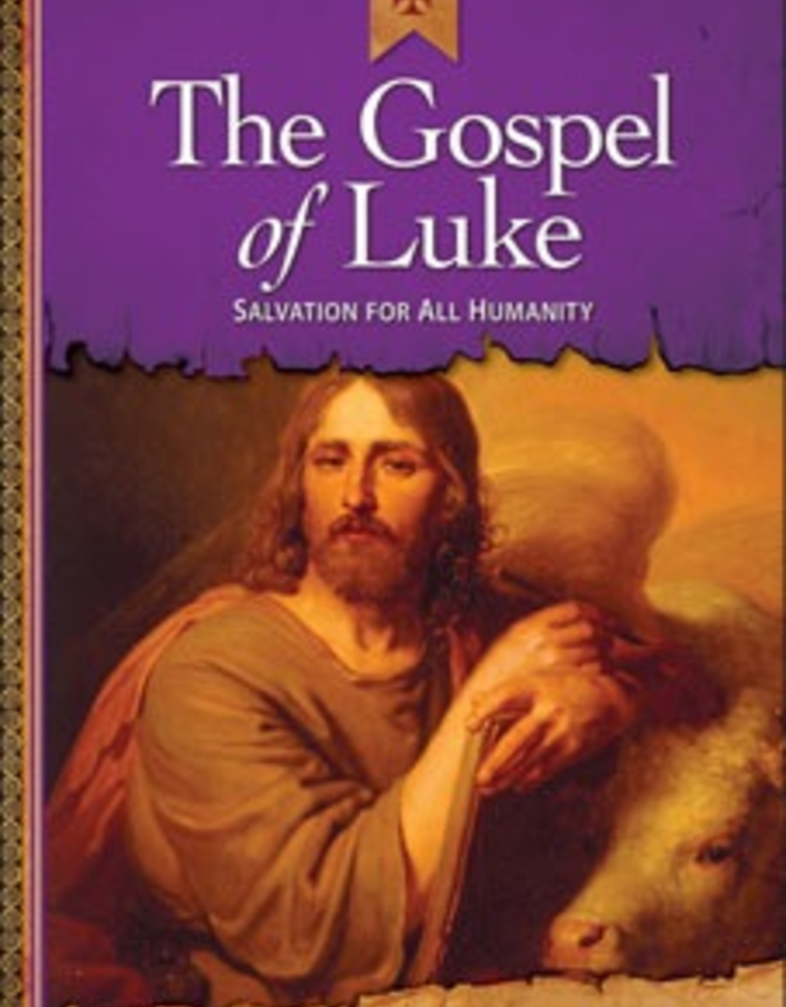Liguori The Gospel of Luke:  Salvation for All Humanity, by William Anderson (paperback)