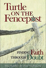 Liguori Turtle on the Fencepost:  Finding Faith Through Doubt, by Richard Petterson (paperback)