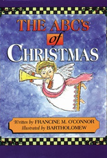 Liguori The ABC's of Christmas, by Francine M. O'Connor (hardcover)