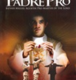 Ignatius Press Padre Pro: Blessed Miguel Pro-- Martyr of Mexico (DVD)