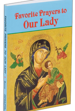 Catholic Book Publishing Favorite Prayers to Our Lady, by Anthony M. Buono (paperback)