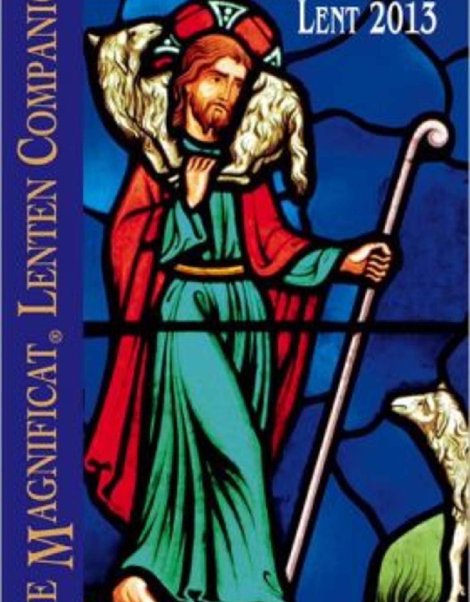Ignatius Press Magnificat Missal Lenten Companion