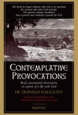 Ignatius Press Contemplative Provocations, by Father Donald Haggerty (paperback)