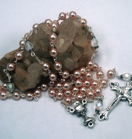 MG Rosary MG Rosary: Handcrafted First Communion Rosary, Ballerina