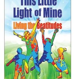 Liguori This Little Light of Mine, Living the Beatitudes, by Kathleen M. Basi (paperback)
