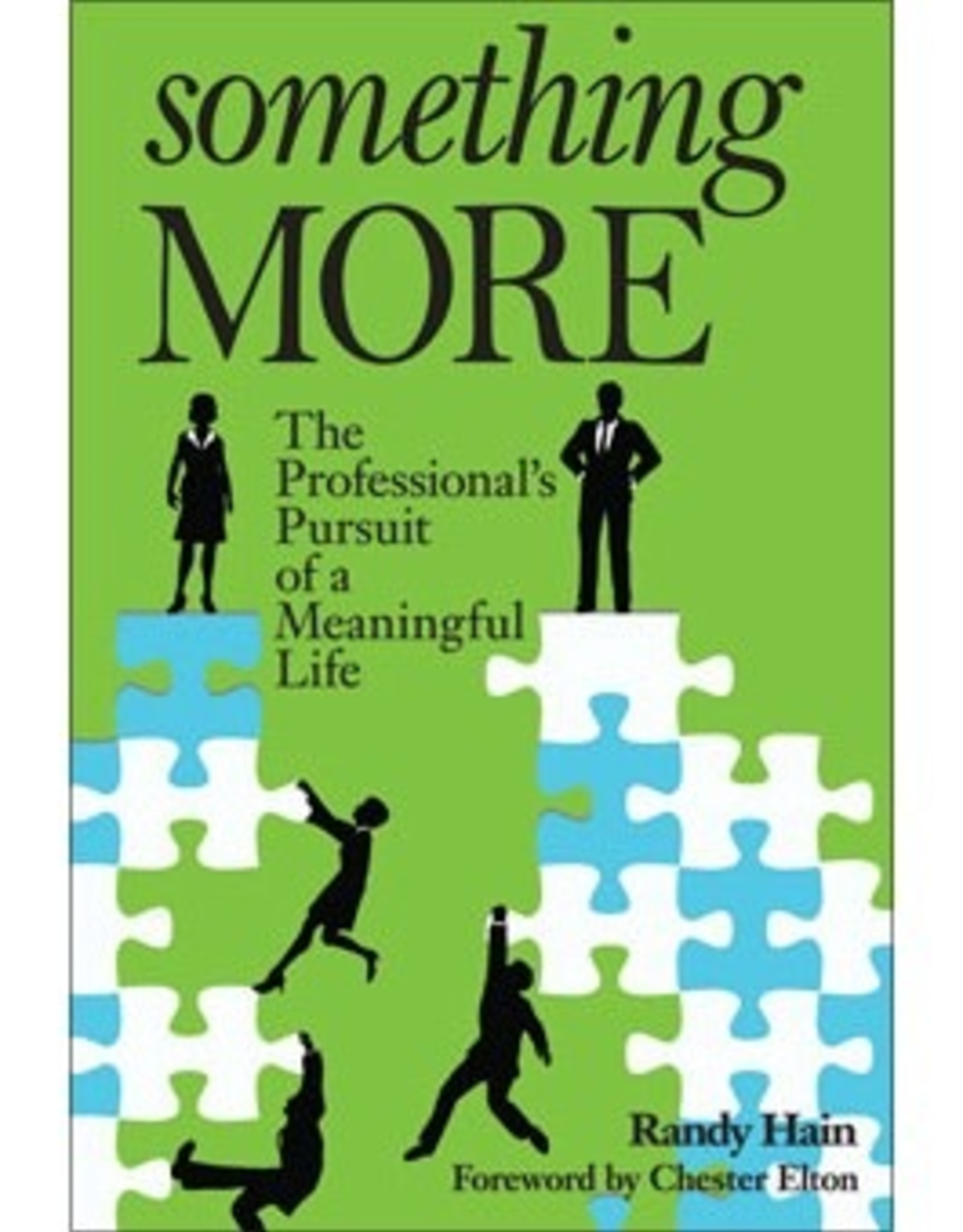 Liguori Something More:  The Professionals Pursuit of a Meaningful Life, by Randy Hain (paperback)